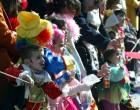 Αρκετά παιδιά στο Παίδων λόγω αποκριάτικου αφρού