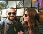 Λεωνίδας Κουτσόπουλος: Εβγαλε τα «καλά» του και ήπιε καφέ με γνωστή παρουσιάστρια
