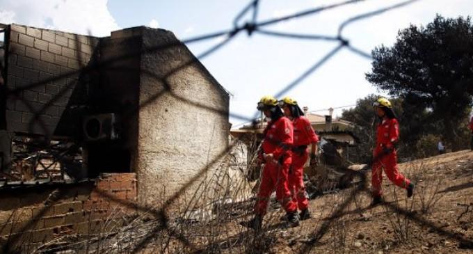 ΥΠΟΙΚ: Κονδύλι από το Ταμείο Πυροπλήκτων για την απομάκρυνση του αμιάντου από τα σπίτια στο Μάτι