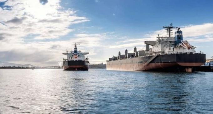 Αύξηση 14,1% στο συνάλλαγμα από την ναυτιλία το 10μηνο του 2018