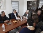 Στον Κορυδαλλό ο υποψήφιος Περιφερειάρχης Αττικής Γ. Πατούλης