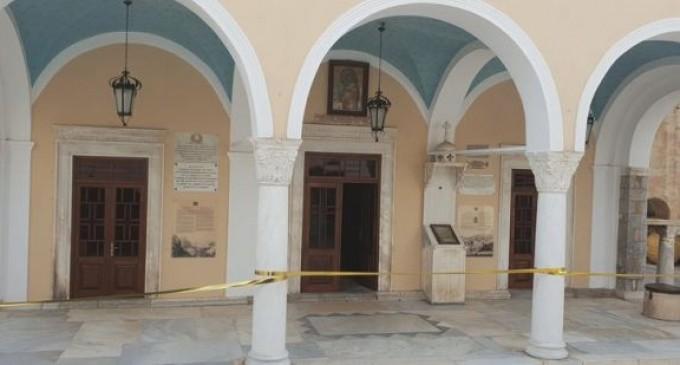 Ιερόσυλοι διαρρήκτες -Πήραν χρυσαφικά και τάματα από τον Μητροπολιτικό ναό Κοιμήσεως της Θεοτόκου Ύδρας! Πιέσεις από τη Γεωργία Γεννιά για τη σύλληψη των θρασύτατων δραστών