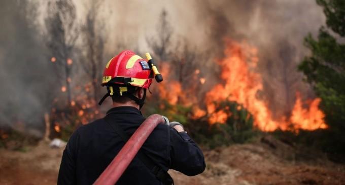 Αμερικανοί ειδικοί στην Αθήνα -Θα εκπαιδεύσουν τους Ελληνες πυροσβέστες