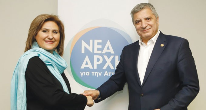 Οι δράσεις της Λένας Αλκαίου – Υποψήφια Περιφερειακή Σύμβουλος Πειραιά με το συνδυασμό «ΝΕΑ ΑΡΧΗ» του Γιώργου Πατούλη