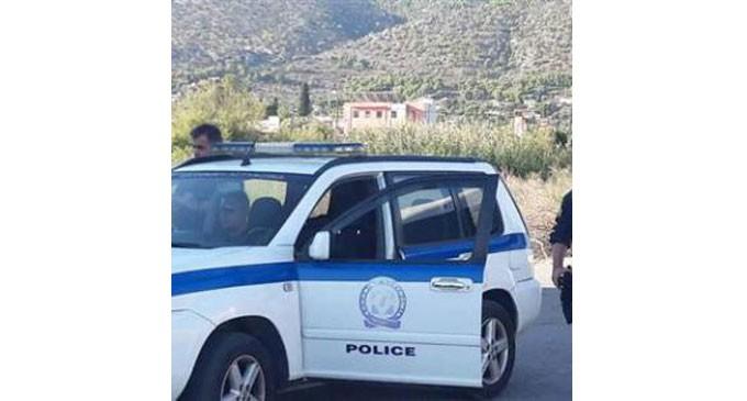 Μεγάλη αστυνομική επιχείρηση στη Σαλαμίνα