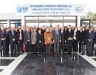 Επίσημη επίσκεψη Πρέσβεων από τις Πρεσβείες τριάντα περίπου χωρών στην Αθήνα, στην ΟΛΠ Α.Ε.