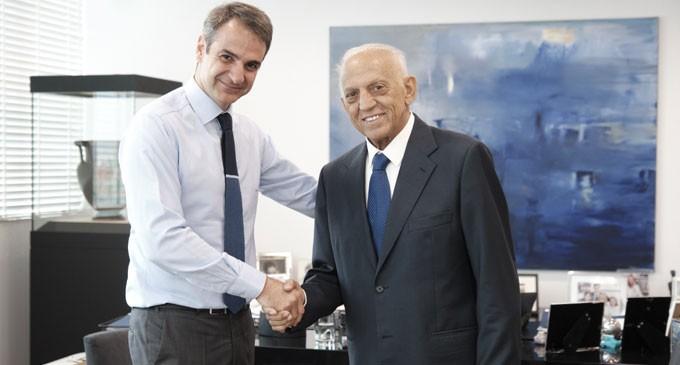 Ανακοινώθηκε η υποψηφιότητα Διονύση Χατζηδάκη για τον Νότιο Τομέα Αθηνών
