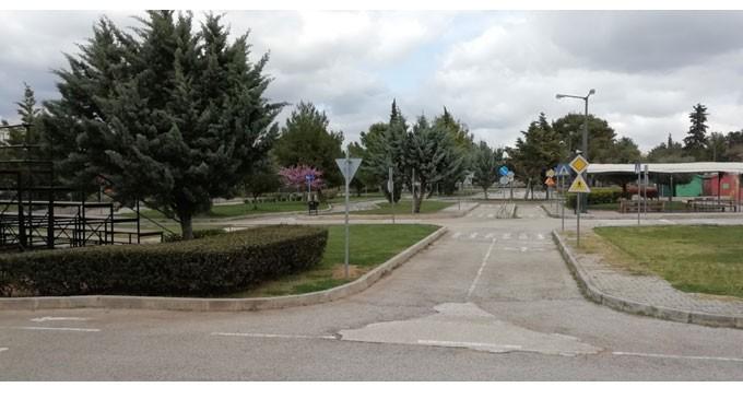 Εκσυγχρονίζεται το Πάρκο Κυκλοφοριακής Αγωγής στη Νέα Ερυθραία