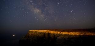 Τα πρώτα πεφταστέρια της άνοιξης -Ο ουρανός θα γεμίσει απόψε με Λυρίδες