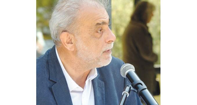 Βαλασόπουλος: «Ελπίζω όλες οι δημοκρατικές παρατάξεις της Ηλιούπολης να καταδικάσουν την εισβολή στο Δημαρχείο»