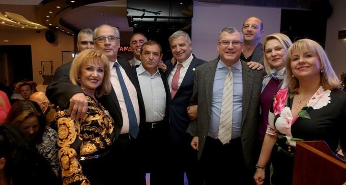 ΓΙΩΡΓΟΣ ΠΑΤΟΥΛΗΣ: Σε εκδήλωση Τοπικών Φορέων της Σαλαμίνας ο υποψήφιος Περιφερειάρχης Αττικής