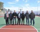 Ανακαινισμένο το γήπεδο μπάσκετ του «Φοίνικα» στην Πειραϊκή