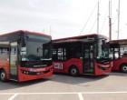 Παρουσίαση νέων λεωφορείων Δημοτικής Συγκοινωνίας Δήμου Πειραιά