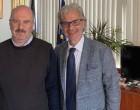Συνάντηση Νίκου Βλαχάκου με τον Διοικητή της Τροχαίας Πειραιά