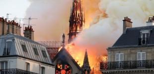 Στο 1 δισ. έφθασαν οι δωρεές για την Παναγία των Παρισίων -Ποιοι μεγιστάνες έδωσαν χρήματα