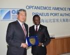 Διερεύνηση δυνατοτήτων συνεργασίας Πειραιά-Μομπάσα