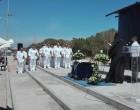 Μνημόσυνο για τους πεσόντες των ελληνικών υποβρυχίων