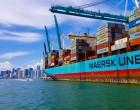 Προειδοποίηση Maersk για πιθανό πλήγμα στις μεταφορές φορτίων από τις εντάσεις ΗΠΑ-Κίνας
