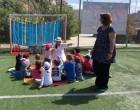 Εκατοντάδες παιδιά των βρεφονηπιακών στην εκδήλως άθλησης και ψυχαγωγίας του Δήμου