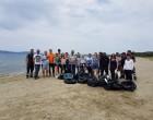 Ολοκληρώθηκαν οι καθαρισμοί των απομακρυσμένων ακτών του Πόρου