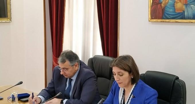 Διμερής, εμπορική και ναυτιλιακή συνεργασία με το Μαυροβούνιο