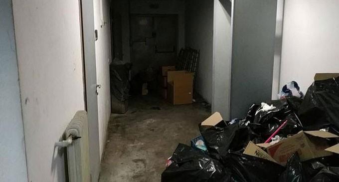 Χωματερή το Μεταγωγών της Πέτρου Ράλλη – Βουνό τα σκουπίδια και τα αποφάγια