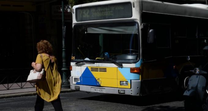Στο λεωφορείο με μόνιμους ελεγκτές – Προς επιστροφή οι βοηθοί επιβατών