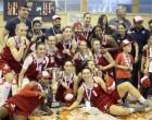 Μπάσκετ γυναικών: Τέταρτο σερί νταμπλ κατέκτησε ο Ολυμπιακός