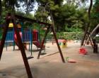 Μια ακόμη παιδική χαρά απέκτησε ο Δήμος Νίκαιας Αγ.Ι.Ρέντη