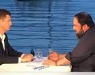 Ο Βαγγέλης Μαρινάκης σε τηλεοπτική συνέντευξη στην «Αυτοψία» και στον Αντώνη Σρόιτερ