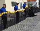 Επαναστατική τράτα σαρώνει πλαστικά απορρίμματα από τα νερά του Αιγαίου