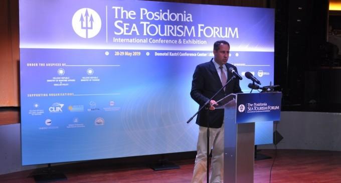 Posidonia Sea Tourism Forum 2019: Ατζέντα για κρουαζιέρα και yachting στην Ανατολική Μεσόγειο