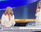 Τα ευτράπελα και τα… απρόοπτα στις τηλεοπτικές εκπομπές τη βραδιά των εκλογών