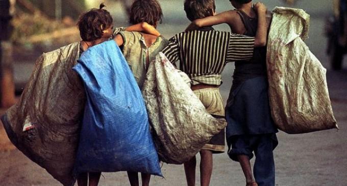 «Παιδιά – σκλάβοι» στη Θεσσαλονίκη: Σοκαριστικά στοιχεία για την παιδική εργασία