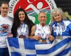 Οικογένεια Πειραιωτών Αθλοσωστών «σάρωσε» στο Βαλκανικό Βετεράνων Στίβου