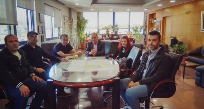 Συνάντηση με τον Γεώργιο Ιωακειμίδη είχε η Ένωση Στρατιωτικών περιφέρειας Πειραιά