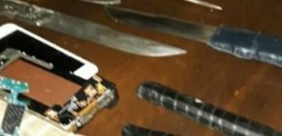Άγριες συμπλοκές στον Κορυδαλλό: Αυτά ήταν τα όπλα που χρησιμοποίησαν οι κρατούμενοι