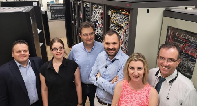 Η Huawei Ελλάδος ενισχύει με δύο Rack Servers το Πανεπιστήμιο Πειραιά