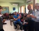 Επίσκεψη κλιμακίου ΣΥΡΙΖΑ σε συνδικάτα ναυτικών