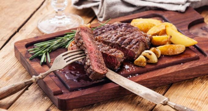 Ερευνα σοκ για το κόκκινο κρέας