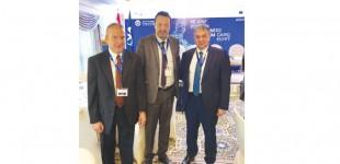 Στοιχεία από την αλματώδη ανάπτυξη του λιμανιού του Πειραιά παρουσίασε ο Βασίλης Κορκίδης στο Κάιρο