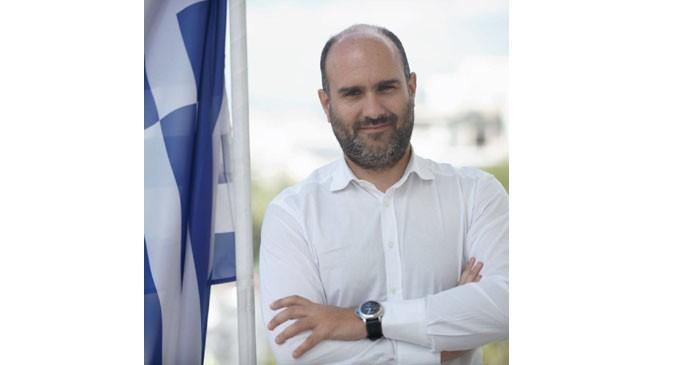 ΔΗΜΗΤΡΗΣ ΜΑΡΚΟΠΟΥΛΟΣ – Υποψήφιος Βουλευτής ΝΔ Β' Πειραιά: ΑΝΤΙΟ ΑΛΕΞΗ