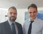 Συνέντευξη στην ΚΟΙΝΩΝΙΚΗ του υποψηφίου Βουλευτή ΝΔ (Β Πειραιά) Ανδρέα Παλευρατζή: «Η πολιτική πρόταση της ΝΔ είναι η μόνη ειλικρινής και βιώσιμη»