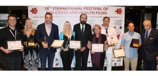 18ο Διεθνές Φεστιβάλ Κινηματογράφου: Τριπλή Βράβευση Ελληνικής Ναυαγοσωστικής Ταινίας