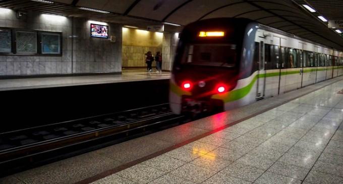 Διακοπή δρομολογίων στο μετρό μεταξύ Ακρόπολης και Συντάγματος λόγω ύποπτης βαλίτσας