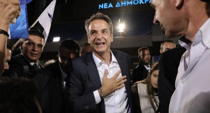 Η Νέα Δημοκρατία κέρδισε 700.000 ψηφόρους σε σχέση με τις εκλογές του 2015- Εχασε 145.000 ο ΣΥΡΙΖΑ