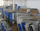 Επιστρέφονται πινακίδες και άδειες κυκλοφορίας λόγω εκλογών