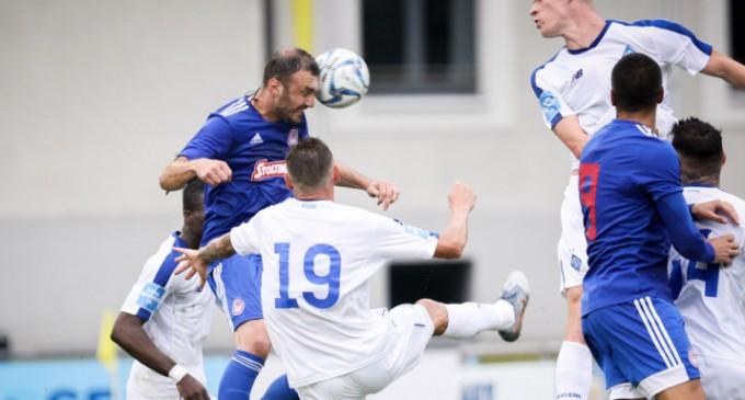 Ολυμπιακός: Ισόπαλος (1-1) με την Ντιναμό Κιέβου στο πρώτο φιλικό επί αυστριακού εδάφους