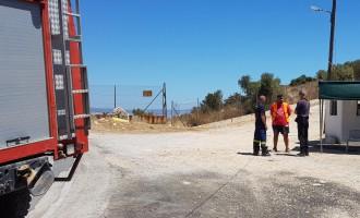 Απειλές και χρήση όπλων σε βάρος πυροφυλάκων του ΠΕΣΥΔΑΠ και πυροσβεστών στα Πυροβολεία Κορυδαλλού