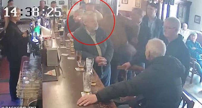 Ο ΜακΓκρέγκορ χτύπησε άντρα σε μπαρ επειδή αρνήθηκε κέρασμα! (βίντεο)